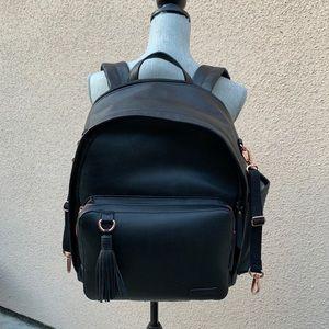 SKIP*HOP Greenwich Simply Chic Backpack Diaper Bag